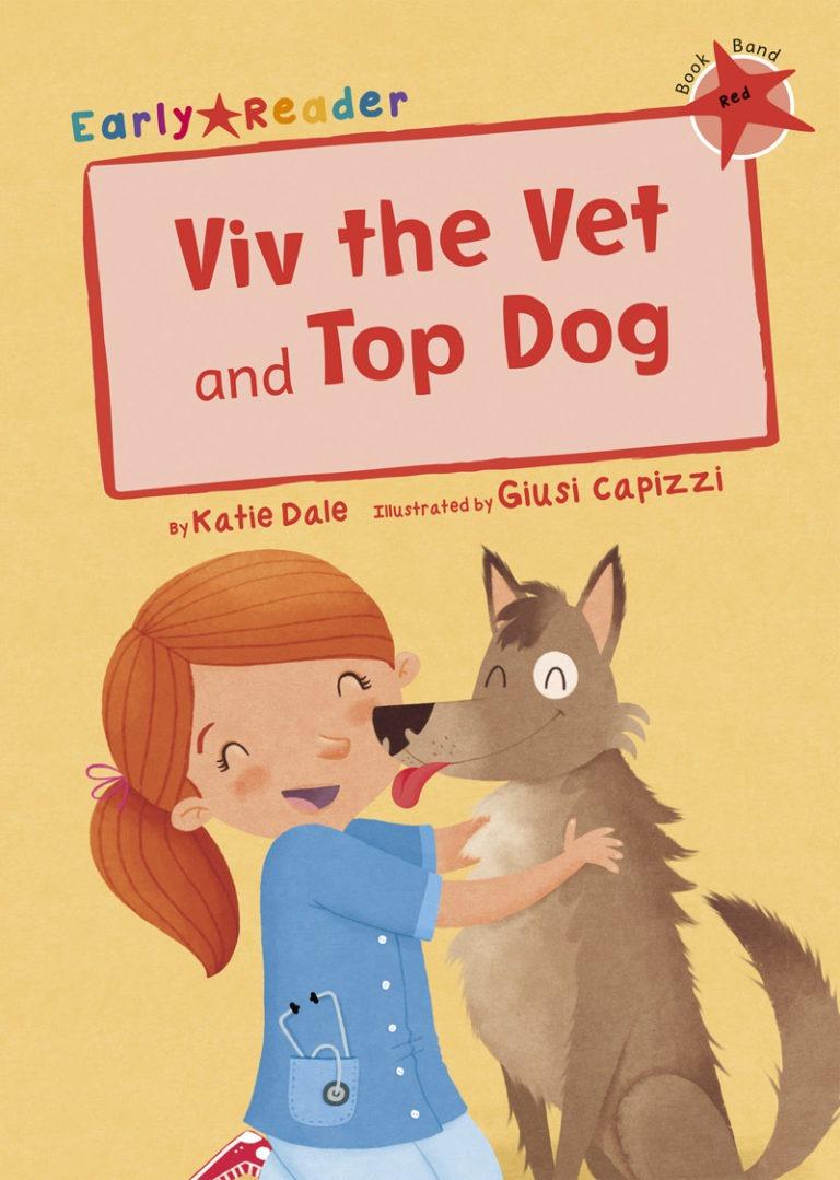 Viv the Vet + Top Dog Cover LR RGB JPEG