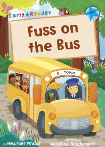 Fuss on the Bus Cover website