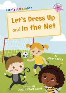 Let's Dress Up & In the Net Cover LR RGB JPEG